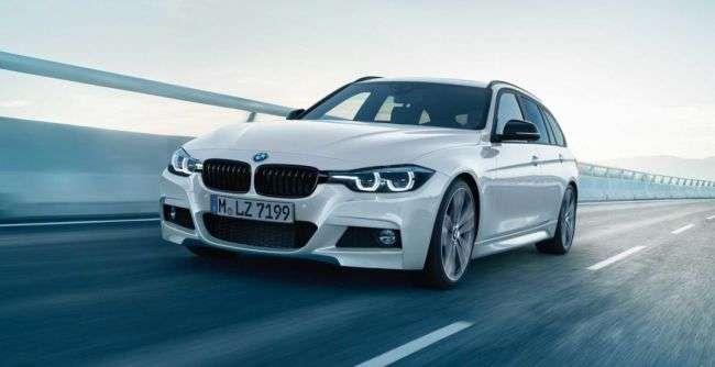Компанія BMW представила три спецверсії BMW 3-Series