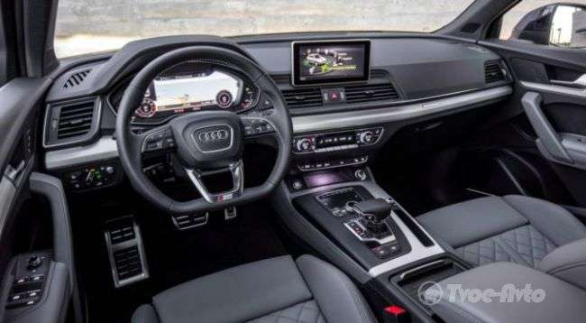 Audi розширить комплектації нового кросовера Q5 для РФ