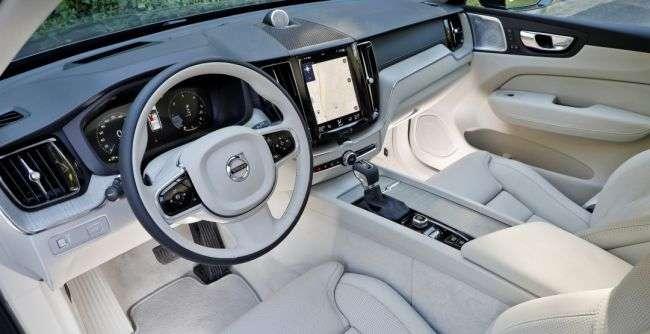 Оголошено доларовий цінник на Volvo XC60 нового покоління