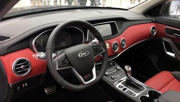 JAC оголосив про старт офіційних продажів нового позашляховика S7