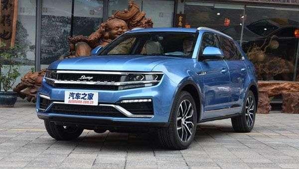 Китайська копія VW Cross Coupe GTE вже оновилася і отримала новий цінник