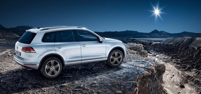Volkswagen: припинено збірка позашляховика Touareg на заводі в Калузі