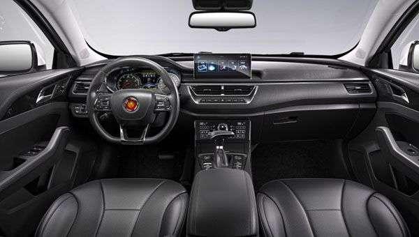 Mazda 6 перетворили в преміальний седан Hongqi H5