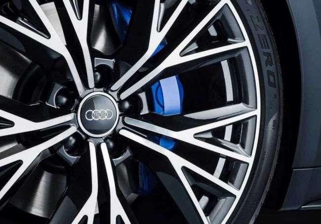 В Австрії Audi представить концепт моделі A5 Sportback G-Tron