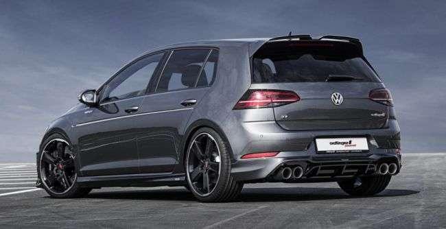 Ательє Oettinger «прокачало» мотори Volkswagen Golf GTI і Golf R