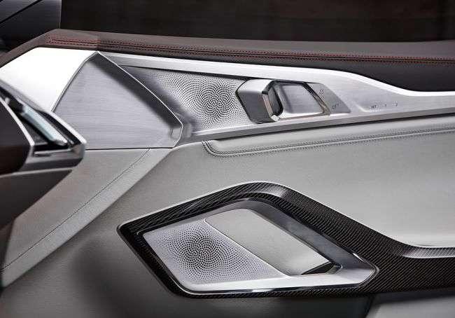 Компанія BMW представила передвісника купе 8 серії