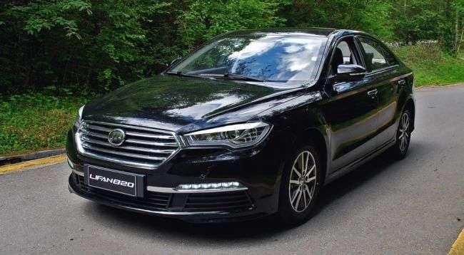 Китайці перейменували седан Lifan 820 в честь криголама «Мурманськ»