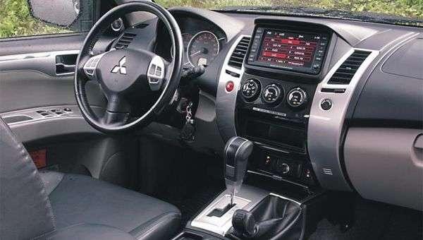 Mitsubishi Pajero Sport вийшов особливої версії Pajero Sport Select Plus