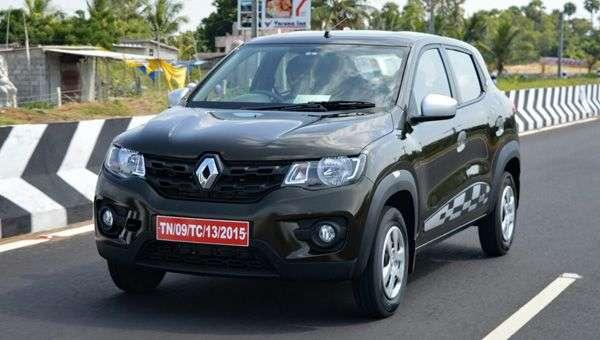 Псевдокроссовер Renault Kwid освоює нові ринки