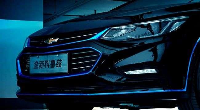 Седан Chevrolet Cruze отримав незвичайну спецверсію