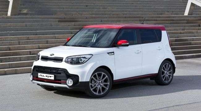 Kia оголосила рублевий цінник на оновлений Soul з новим мотором