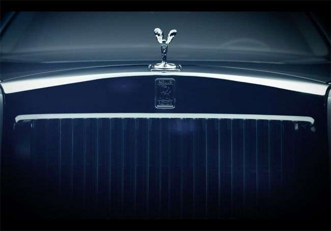 Компанія Rolls-Royce представить восьму генерацію Rolls-Royce Phantom 27 липня
