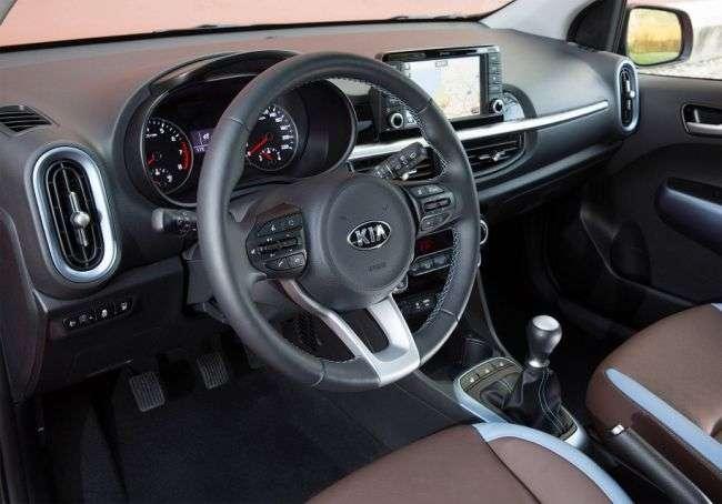 Дилери Kia в Росії почали «живі» продажі нового Picanto 2017
