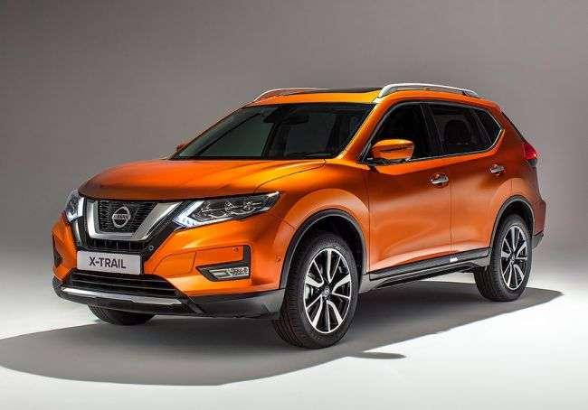 Nissan офіційно представив оновлений позашляховик X-Trail