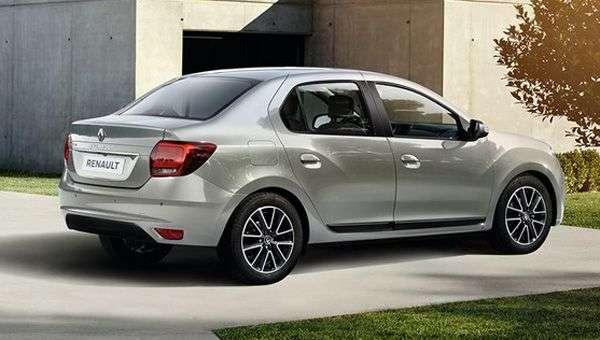 Оновлений Renault Symbol отримав лімітовану серію Millenium