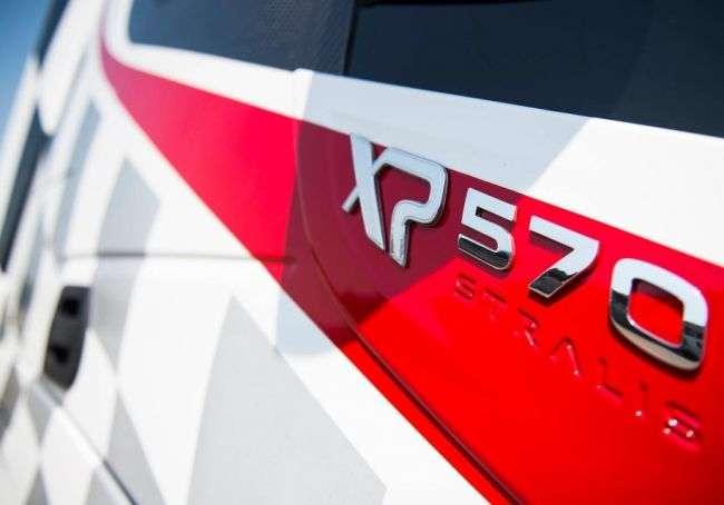 Abarth випустить 124 особливих «спортивних» вантажівки