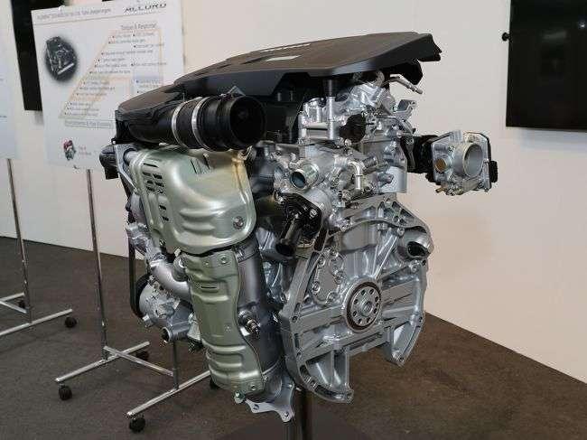 У Мережі зявилися перші знімки та подробиці про мотори седана Honda Accord 2018 року