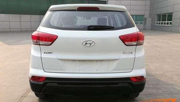 Оновлений кросовер Hyundai Creta отримає новий турбомотор