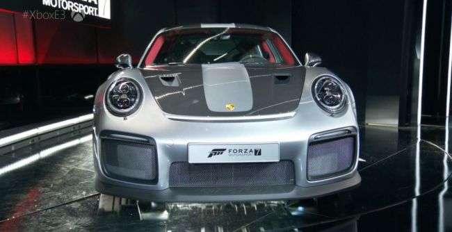 Porsche офіційно показала екстремальний суперкар 911 GT2 RS