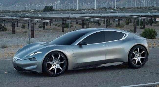 Компанія Fisker Inc. розсекретила гідного конкурента Tesla Model S