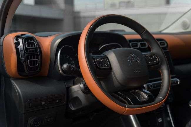 Citroen офіційно представив новий недорогий кросовер C3 Aircross