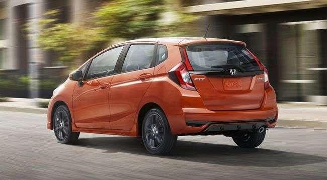 Оновлений компактвен Honda Fit виходить підкорювати нові ринки