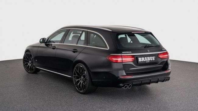Brabus успішно дістався до універсалу Mercedes-Benz E-Class