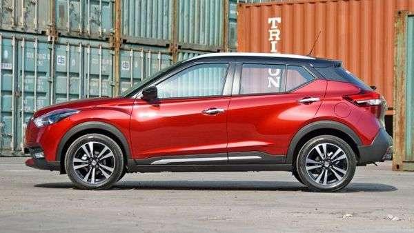 Nissan почав серійне виробництво нового кросовера Kicks в Китаї