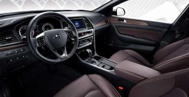 Оновлений Hyundai Sonata отримав цінник доларовий