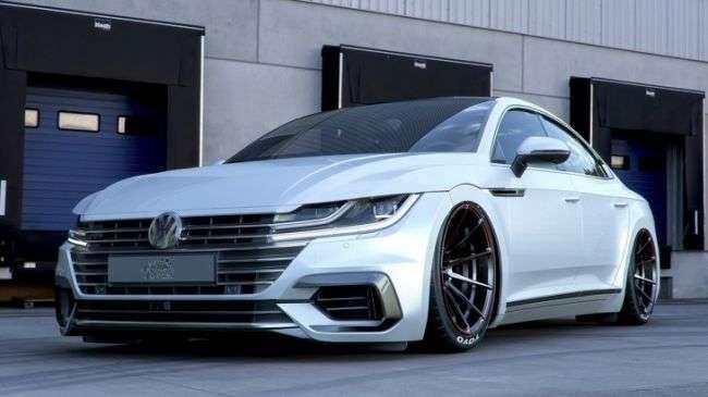 Доопрацьований Volkswagen Аrteon дебютував на рендерах