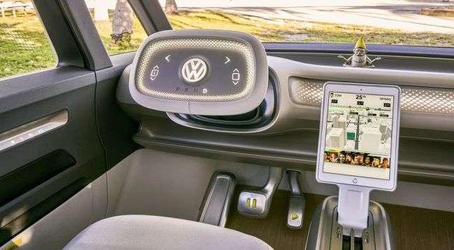 У модельній лінійці Volkswagen зявиться новий мінівен