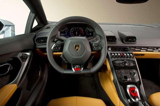 Новий Lamborghini Huracán встановив рекорд швидкості на першому тест-драйві