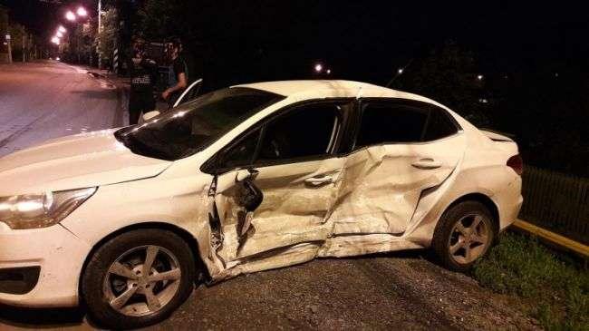 В ДТП на Кряжском шосе в Самарі постраждали три людини