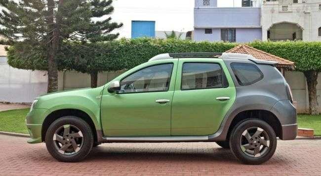 Тюнери змінили позашляховик Renault Duster, в індійських традиціях