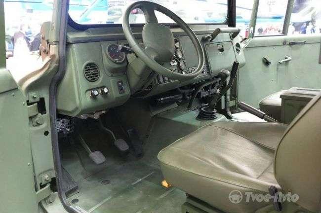 Розкрито деталі нового Українського багатоцільового армійської вантажівки КМ-450