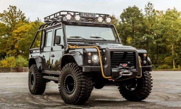 Новий Land Rover Defender створять для молоді