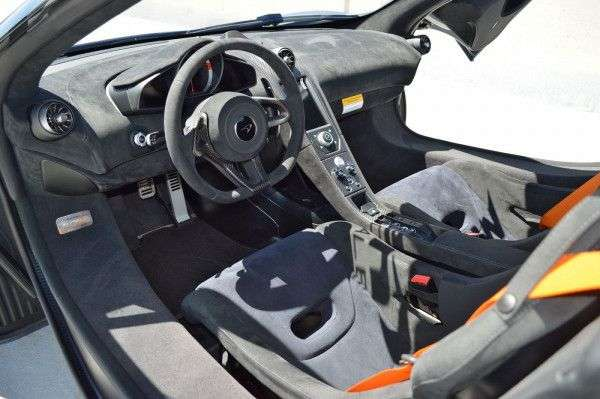 Представлений особливий McLaren 675LT Spider від підрозділу «MSO»