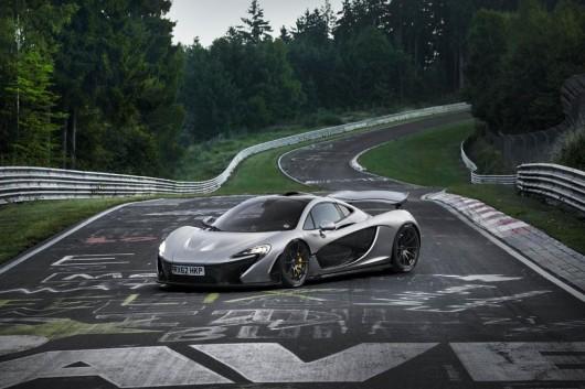 Топ-10 найшвидших кіл Нюрбургринга на 2015 рік