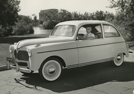 Десять матеріалів, з яких виробляли автомобілі