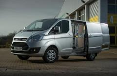 Огляд: Плюси і мінуси 2013 Ford Transit Custom, комерційний фургон