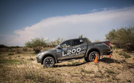 Тест-драйв: 2015 Mitsubishi L200