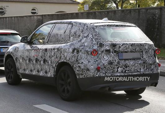 2017 BMW X3 Готується до випуску нове покоління кросовера