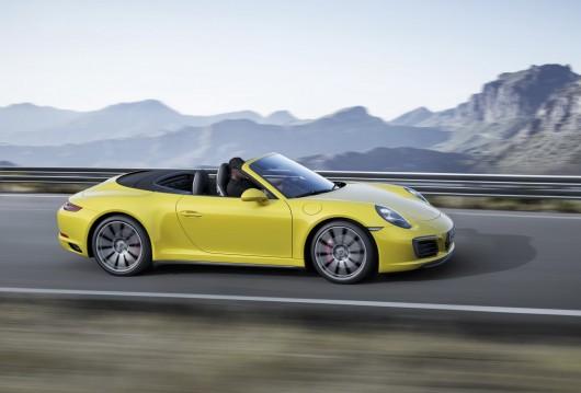 Porsche викотив Turbo 911 Carrera 4/S і Targa 4/S, фейсліфтінговий варіанти