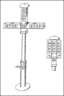 Коли було встановлено перший світлофор?