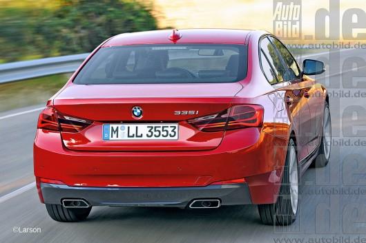 2018 BMW 3-серії G20: Перша інформація