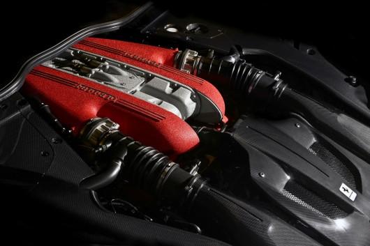 Ferrari F12tdf Limited Edition, модель потужністю 780 коней