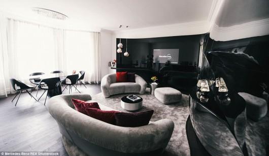 Mercedes-Benz представив колекцію квартир у Лондоні
