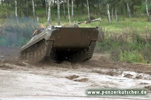 У Німеччині будь-який бажаючий може сісти за керування танком