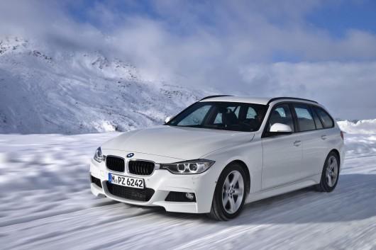 BMW відзначає 30 років своїх повнопривідних моделей