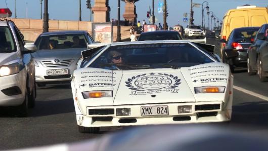 Десять найгірших автомобілів для пробок
